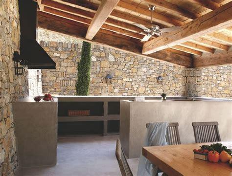 cuisine d exterieur cuisine d 39 extérieur inox mobile design barbecue plancha côté maison