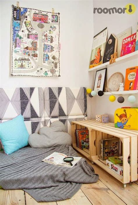 creative  cozy reading corner  kids house