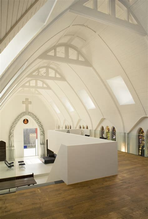 minimalist church conversion home idesignarch interior