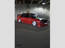 BMW E30 M3 + SSR Formula Mesh = FPURISTS JDMEUROcom