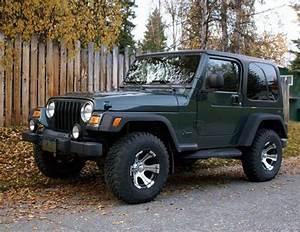 2003 Jeep Wrangler Tj Service Repair Manual