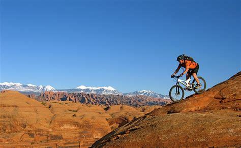winter mountain biking destinations