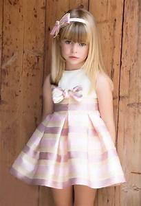 Vestidos de ceremonia de Amaya Moda Infantil mamaenred