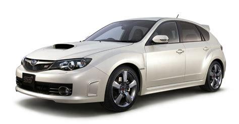 Sporty Subaru by Subaru S Sporty Wrx Sti Now Available With Automatic Gearbox