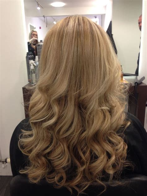 curly blowdry hair curly blowdry long hair styles