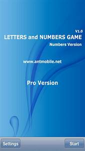 letters and numbers game pro version app insight With letters and numbers game