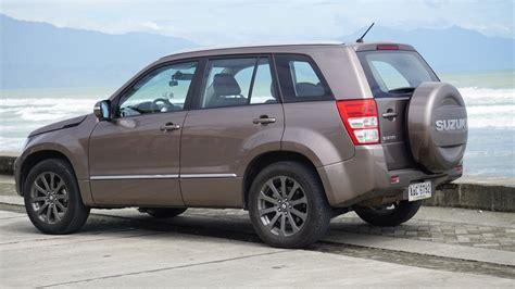 Review Suzuki Grand Vitara by Suzuki Grand Vitara Special Edition Drive Review News