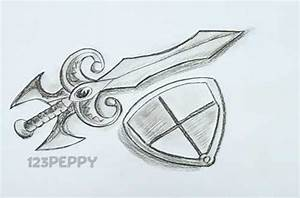 Draw, To draw and Swords on Pinterest