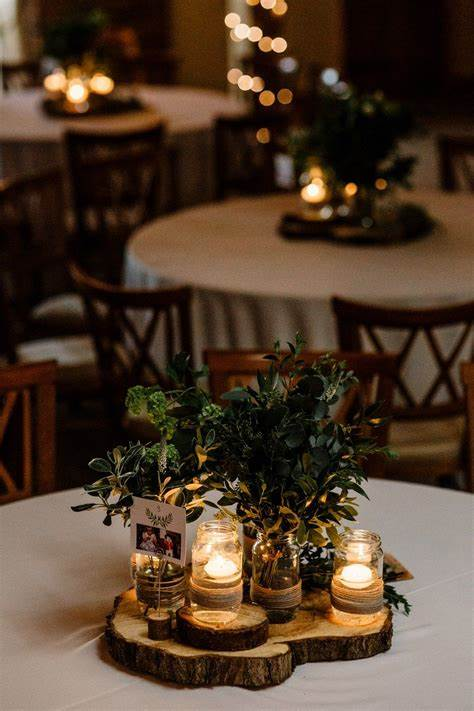 37 Romantic Greenery Wedding Centerpieces for 2020 Page 2