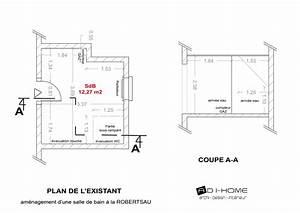 quelques liens utiles of plan salle de bain douche With plan salle de bain douche italienne