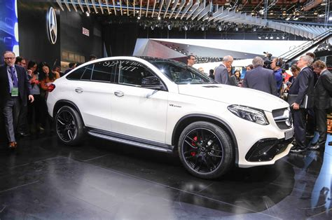 But if you'd rather not have your head bitten off, there's this: 2016 Mercedes-AMG GLE63 S Coupe Debuts in Detroit