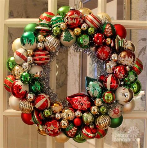 christmas ornament wreath new ornaments
