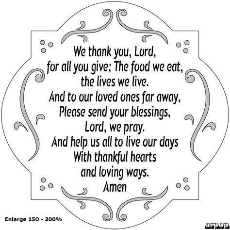 a thanksgiving prayer crafts dinner prayer prayers 111 | dd29333314152db999a7fc740d47c74d