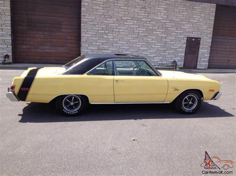 1974 Dodge Dart by 1974 Dodge Dart Survivor V8 Factory Sunroof Build