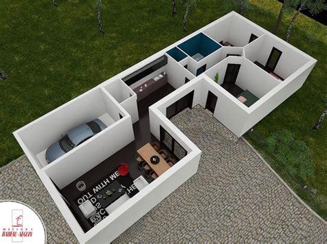 Exemple Interieur Maison Modele Maison U Mulhouse U Longière Sud Maison En U Avec Patio