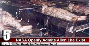 NASA Openly Admits Alien Life Exists | Mysterious Earth
