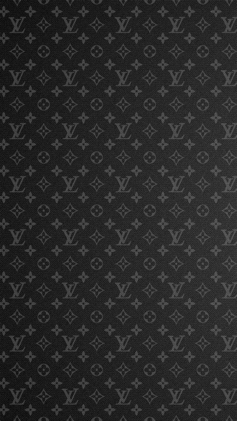Black Louis Vuitton Iphone Wallpaper by ルイヴィトン モノグラムブラック Iphone壁紙 Wallpaper Backgrounds Iphone6 6s