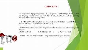 Design Load In Rcc Design Of G 20 Multistorey Building