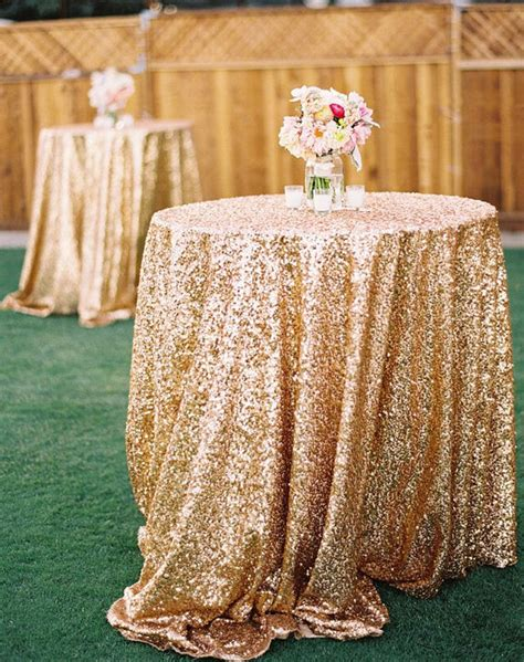 wholesale table linens for weddings 72in round gold sequin tablecloth wholesale wedding
