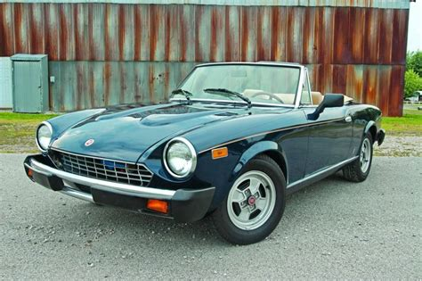 Fiat 2000 Spider by From Avocation To Vocation 1979 Fiat 2000 Spider