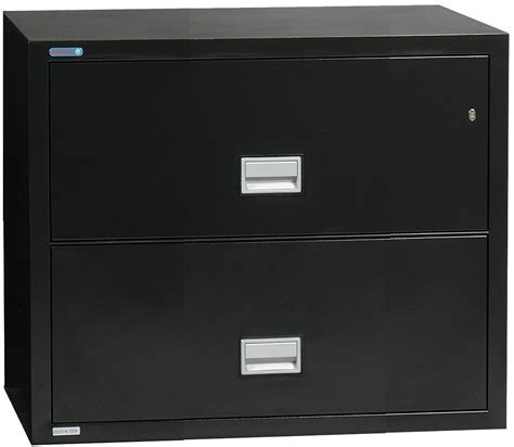 Phoenix LAT2W31 Lateral 31 inch 2 Drawer Fireproof File