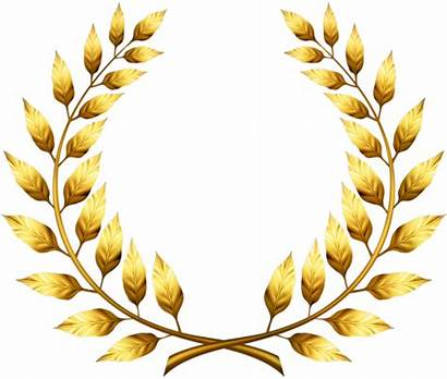 Leaves Arch Clipart Wreath Laurel Clip Bay