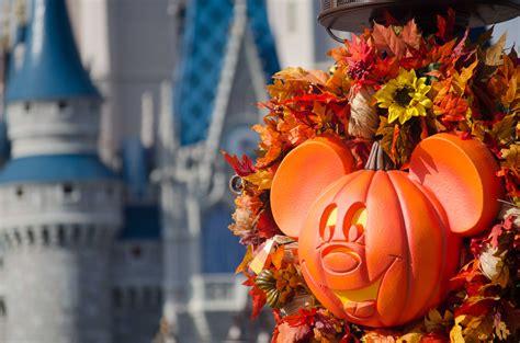halloween  arrived   magic kingdom blog