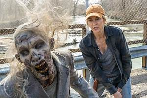 'Fear The Walking Dead': Jenna Elfman On Filming At ...