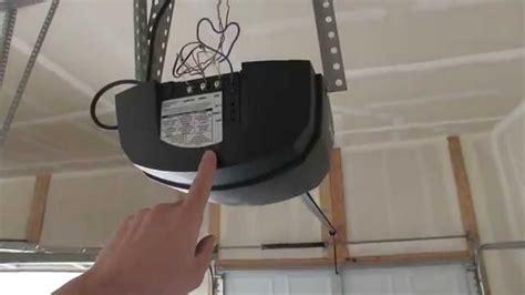 linear garage opener how to program a linear remote plus garage door opener