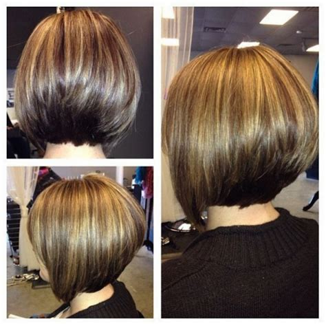 best bob haircuts 2015 hairstyles stacked bob hairstyles 2015 back view 1626
