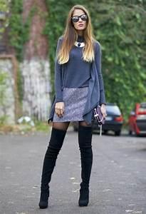 Tenue A La Mode : 1001 id es quelle tenue d 39 hiver choisir cette ann e ~ Melissatoandfro.com Idées de Décoration