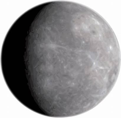 Clipart Mercury Planets Transparent Planet Venus Solar