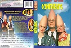 Coneheads DVD US | DVD Covers | Cover Century | Over 500 ...
