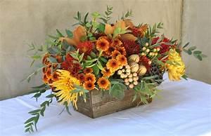 Thanksgiving, Flowers