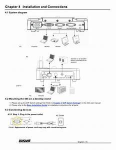 Dukane Camera 445 User Guide