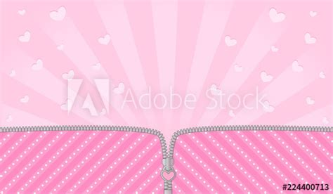 bright pink striped  pale background   themed party