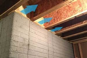 Case Closed on Cold Drafts From Rim Joists - Save On ...