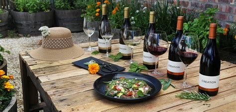 Herb and Wine Pairing: Making the Freshest Taste Fresher