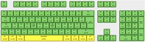 Max Keyboard Custom Color Cherry Mx Full Replacement