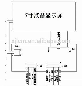 7 tft lcd monitor wiring diagram 7 get free image about With lcd wiring diagram