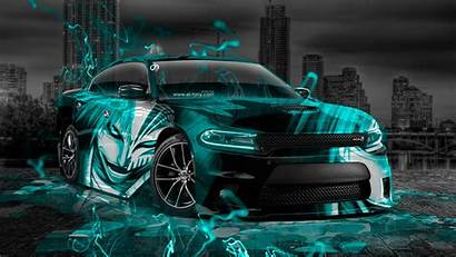 Charger Dodge Anime Wallpapers Muscle Rt Bleach