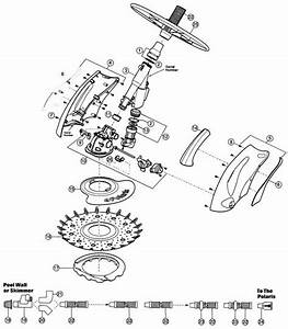 Polaris 140 Parts Diagrams  Mypool