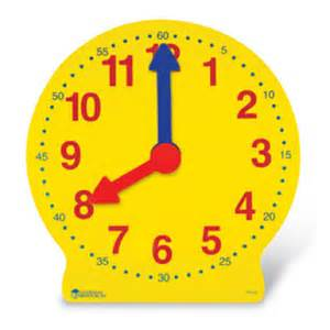 clock learn the maths zone at education interactive clocks