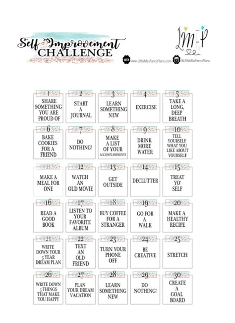day  improvement challenge classic size happy