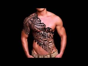 Best Traditional Samoan Tattoos for Men l Tribal Tattoos ...