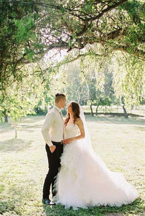 Lush Summer Garden Wedding Inspiration Modwedding