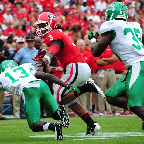 georgia football proof todd gurley   important
