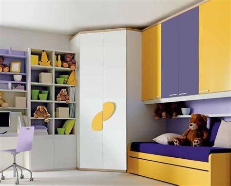 armadi con cabina ad angolo cabine armadio modulari per camerette