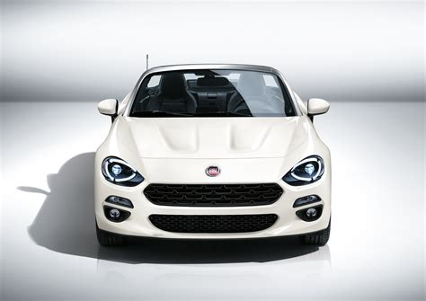 Who Makes Fiat by Fiat 124 Spider Makes Its European Debut At The 2016