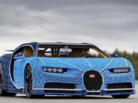 Powering this lego chiron is a drivetrain that consists of 2,304 lego power function motors that discover the bugatti for your living room as car enthusiasts, we dream of the day that we can take. Lego creates full-size, driveable Bugatti Chiron replica   Express & Star